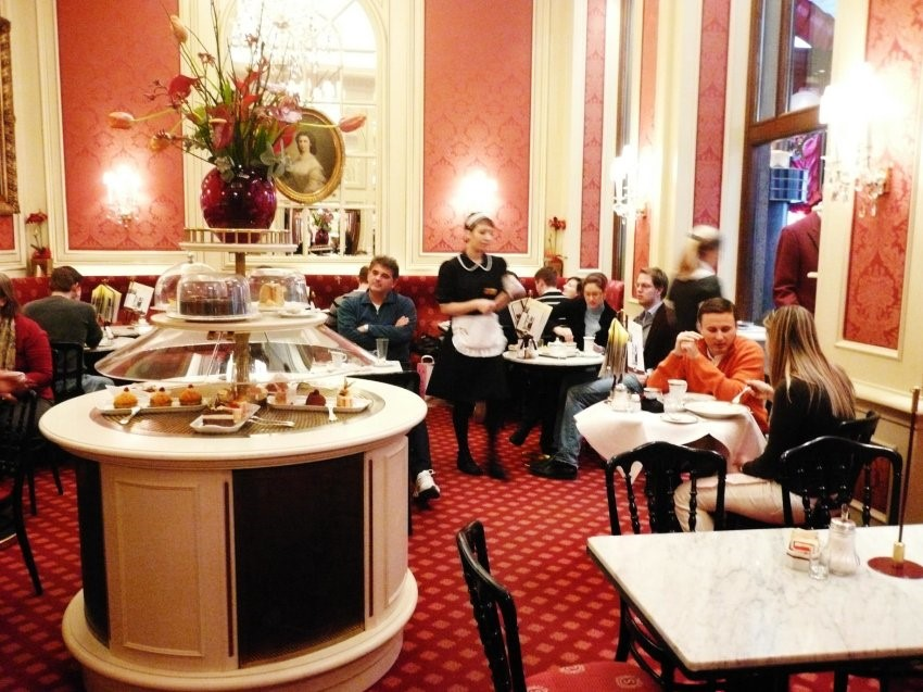 Top 6 – Afternoon Tea / Coffee & Cake Houses in Vienna ...